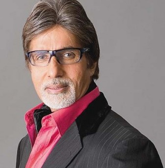 """Amitabh receives """"Prime Icon"""" award from Big CBS"""