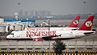 Kingfisher's third quarter loss at Rs.755 crore