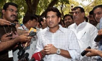 Team will bounce back: Sachin Tendulkar