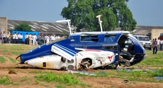 Asaram Bapu survives chopper crash, probe ordered