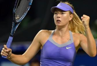 Sharapova sets up Errani quarterfinal