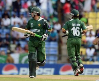 21 July'13 : Pak vs WI : Pakistan beat West Indies to lead series 2-1