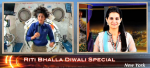 Sunita Williams wishes 'Happy Diwali' from space