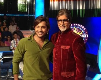 Choreographer Terence Lewis' special act for KBC finale