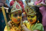 Delhi set for riot of colours on Holi
