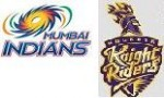 16 Apr 2014 : KKR vs MI :  KKR won by 41 runs