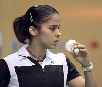 Saina ousted from All England