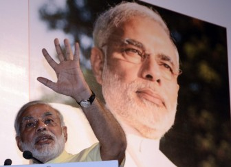 Congress does not care for poor, tribals, says Modi