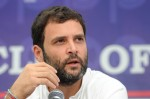 "PM Narendra Modi is ""superficial"", says Rahul Gandhi"