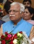 Khattar to be Haryana CM; oath taking Sunday