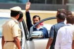 Kejriwal admitted to Bengaluru hospital for cough treatment