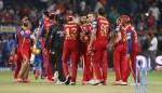 20 May '15 : RCB vs RR Eliminator : RCB beat Rajasthan by 71 runs in IPL eliminator