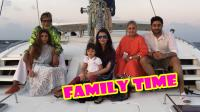 Amitabh bachhan & his family arrives in maldives