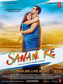 Sanam Re Movie Review : 2 out of 5 Stars